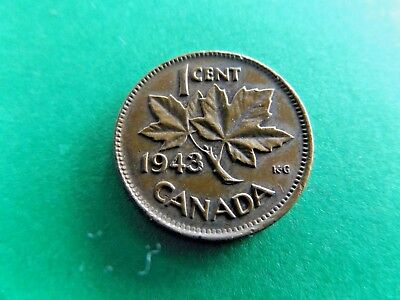 Canada 1943 One Cent