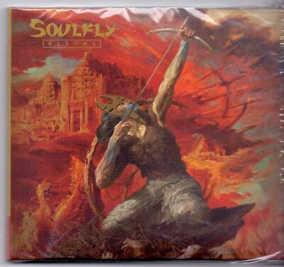 Soulfly - Ritual (CD Album)