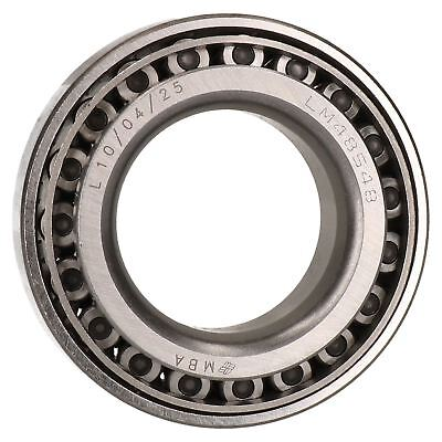 Trailer Taper Roller Bearing / Racer 34.93 x 65.09 x 18.03mm On Meredith & Eyre