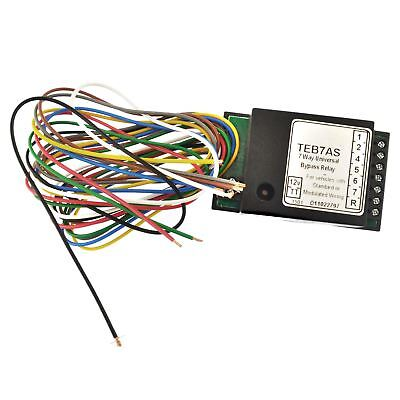Towbar Electrics 7 Way Bypass Relay for Canbus Multiplex Wiring Smart TR186