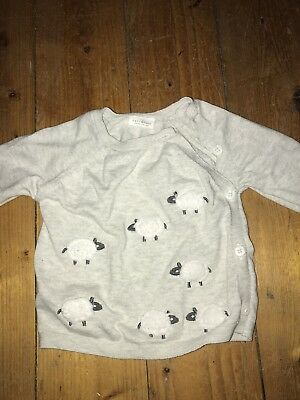 Next 0-3 Months Jumper - Only Worn Once