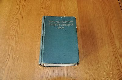 Radio and Television Engineer's Reference Book J. P. Hawker - 1960 Vintage