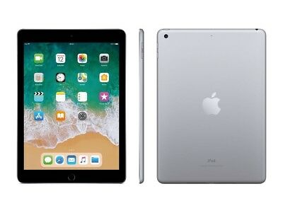 NEU - Apple iPad mit WiFi, 32 GB, 2018, SPACE GREY