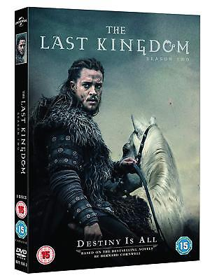 The Last Kingdom Season 2 Dvd                                               #cr#