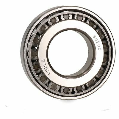 Trailer Taper Roller Bearing and Racer 30mm x 62mm x 17.25mm on BPW 5 Stud