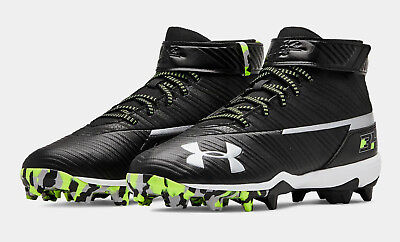 01cb58717bea Under Armour Men's UA 2019 Harper 3 Mid RM Adult Baseball/Softball Molded  Cleats