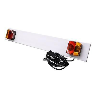Lighting Board 4FT Trailer / Caravan Towing Lamp with Bulbs