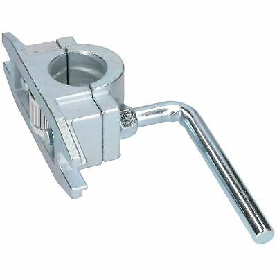 48mm Heavy Duty Cast Clamp (Ribbed) for Jockey Wheels and Prop Stands TR021