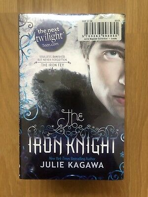 The Iron Fey Series Julie Kagawa Collection 4 Books Set Collection