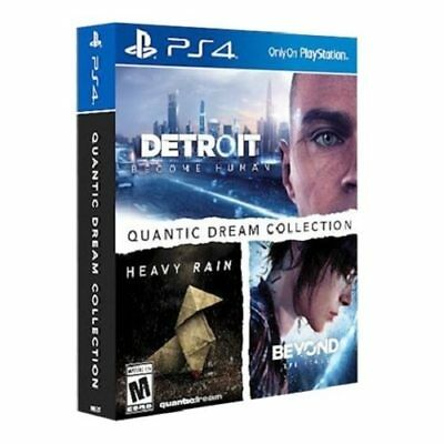 Quantic Dream Collection Detroit: Become Human, Heavy Rain & BEYOND: Two Souls -