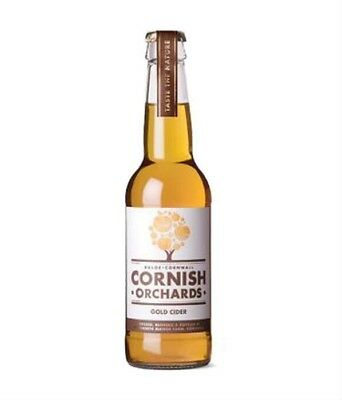 Fuller´s Cornish Orchards Gold Cider