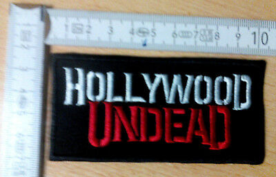 Rare Woven Hollywood Undead Patch Wu-Tang Clan Limp Bizkit Slipknot Disturbed