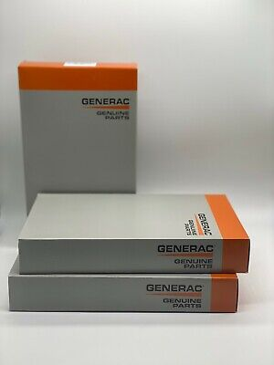 3 Pck Replacement for Generac 0J8478S-Air Filter 14kW-20kW 2013 Evolution Series