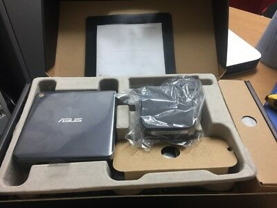 Asus Chromebox Model CN60 DDR3 RAM 16GB SSD Intel i7 Brand New In A Box
