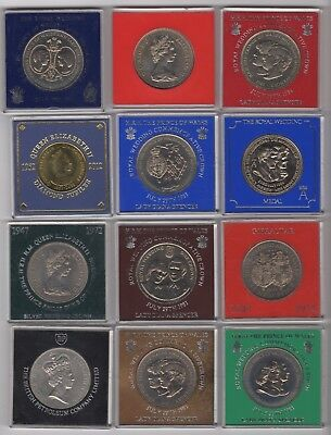 Cased Commemorative Medals/Crowns/Coins | Pennies2Pounds