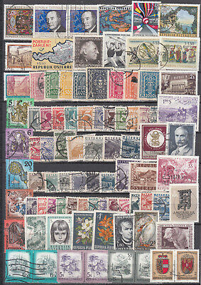 Austria - small stamp lot-2