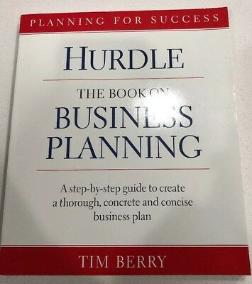 hurdle the book on business planning