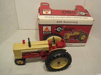 Cockshutt Oliver White Minneapolis Toy Tractor 560
