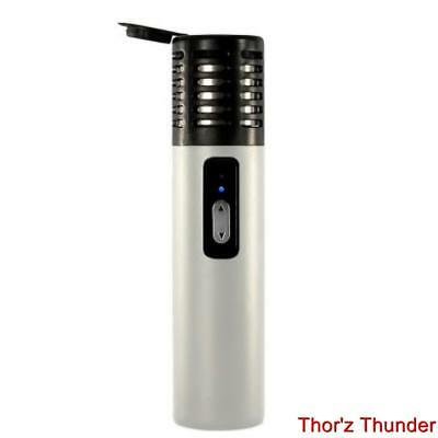 New Arizer Air -- Silver -- Straight -- Mouthpiece Tube -- FREE SHIP OEM -- Vape