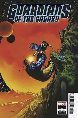 Guardians of the Galaxy #1 2019 Marvel Wrightson Hidden Gem  BAGGED AND BOARDED