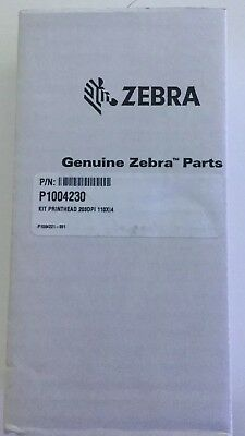 Zebra 110Xi4 P/N P1004230 ORIGINAL OEM Printhead 203 DPI - Brand NEW Genuine