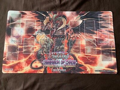Yugioh Dimension of Chaos Playmat