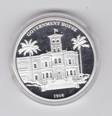 Brisbane Convict Settlement Capital City Government House 1910  Proof Like