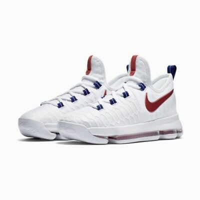 new arrival 09dee 02c5c Nike KD 9 Independence Day USA 843392-160 Men s Size 11