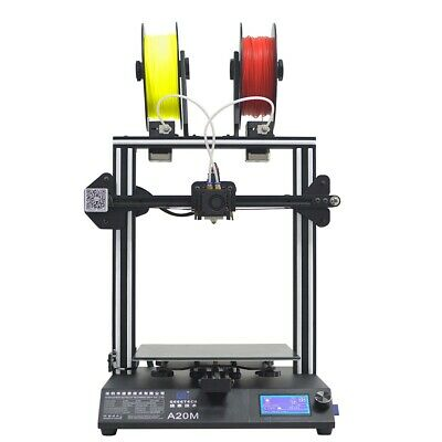 3D Printer Geeetech A20M  2 in 1 out Extruder mixing color