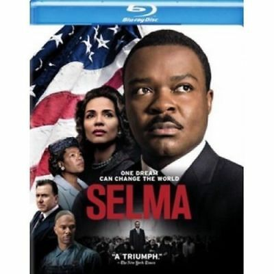 Selma (Blu-ray/DVD, 2015, 2-Disc Set) Brand New