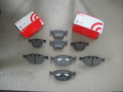 BREMBO brake pads set front & rear fitting BMW M5 E60 - BRAND NEW