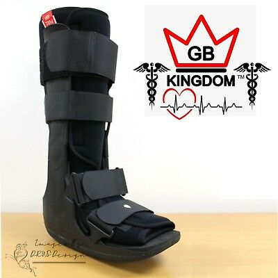 Kingdom GB Fixed Walker Medical Protective Surgical Fracture Boot