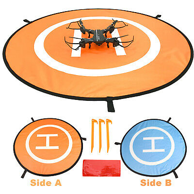 Drone Quadcopter Waterproof Apron Landing Launch Pad Helipad For DJI Mavic 4/3/2