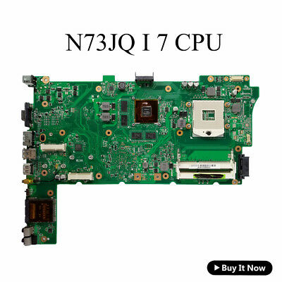 FOR ASUS X61S F50SL Motherboard Mainboard REV2.1 69N0CUM12A06-01 HD 4530