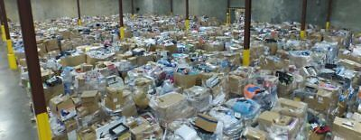 Mystery Pallets electronics, clothing, consoles, furniture, DVDS, and more,....