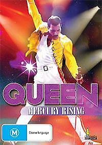 Queen Mercury Rising Dvd Region 4 Pal New