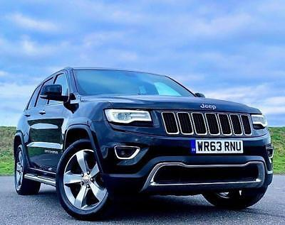 Jeep Grand Cherokee 3.0Crd 4X4 Auto Limited Plus