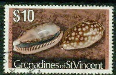 Grenadines   – 1976 – Measled Cowrie – Vf°