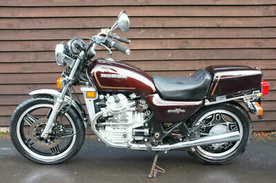 Honda GL500 GL 500 Silverwing Silver Wing 1981 Great condition!