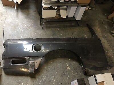 Bmw E30 M3 Rear Quarter Panel Rear Wing Off Side Passenger Oem