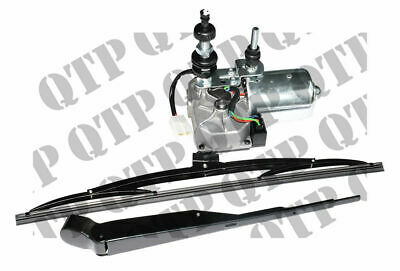 Windscreen Wiper Motor Kit 12 Volt 110°