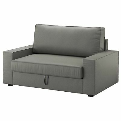 Marvelous Ikea Vilasund Replacement Cover Set Only 2 Seater Sofa Bed Uwap Interior Chair Design Uwaporg