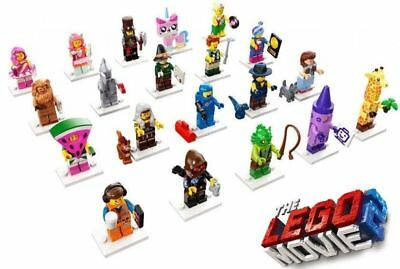 Lego 71023 Lego Movie 2 E Wizard Of Oz Mago Oz Completa 20 Personaggi Minifigure