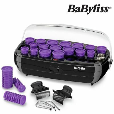 BaByliss 3045BU Thermo Ceramic Hair Rollers 400W Variable Temperature Control