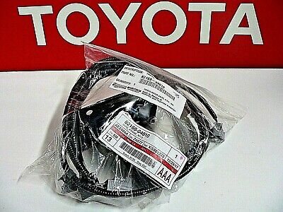 TACOMA TRAILER TOW HITCH WIRING HARNESS 7 Pin 2005-2015 OEM Toyota on oem trailer wheels, oem jeep wiring harness, oem seat covers, oem engine wire harness,