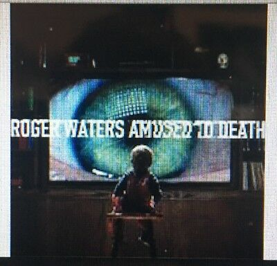 Roger Waters - Amused To Death 4LP Box Set [Vinyl New] Ltd 200g PreOrder P Floyd