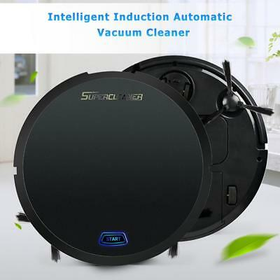 USB Rechargeable Smart Vacuum Cleaner Robot Automatic Sweeper Carpet Mop Floor