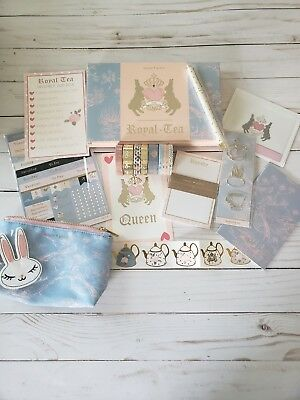 Simply Gilded - Complete December Box - Royal Tea * Includes 5mm Washi Add-On