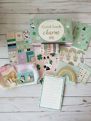 Simply Gilded - Complete Jan Box - Good Luck Charm * Includes 5mm Washi Add-On