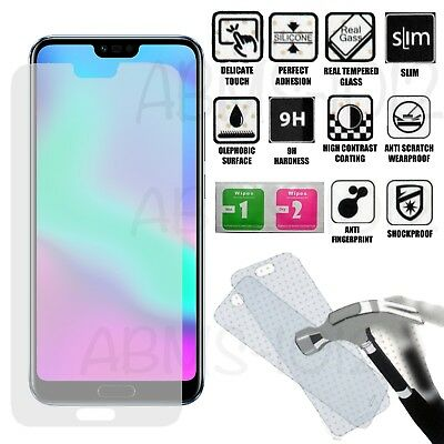 Tempered Glass Screen Protector For Honor 10 7C 7S 7A 7 7X 8X 6X 5X 9 Lite Play